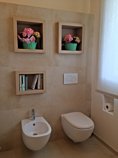 Studio HOME BathroomSeating