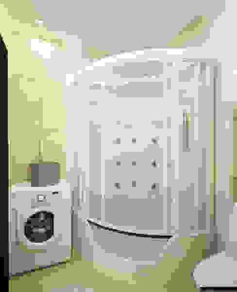 Ванная Ванная комната в стиле минимализм от mysoul Минимализм
