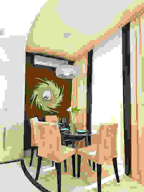 Кухня-гостиная: Столовые комнаты в . Автор – mysoul,