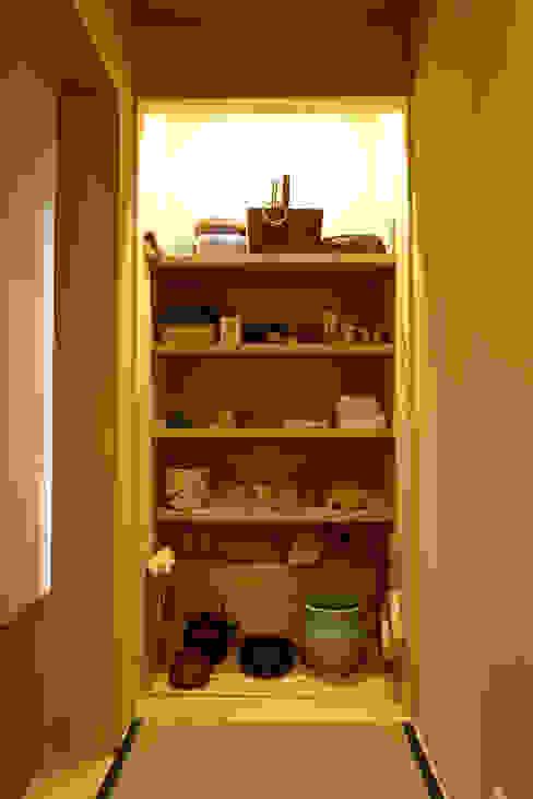 茶室「一期庵」 オリジナルデザインの キッチン の ATELIER IDEA オリジナル