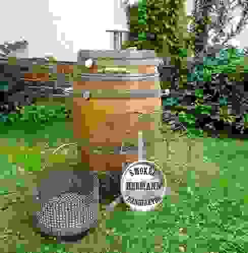 Barrique-Smoker mit Basiszubehör von Hermann Maschinenbau GmbH Klassisch