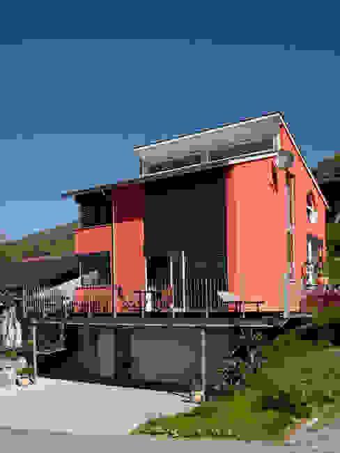 EFH Bauert, Dättlikon Moderne Häuser von Binder Architektur AG Modern