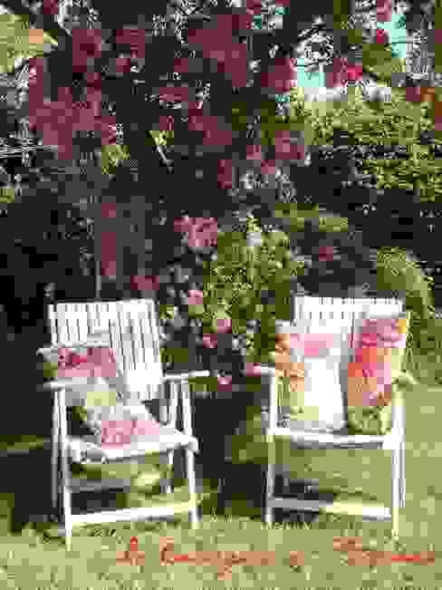 aussi pour le jardin ... par La Compagnie du Patchwork Méditerranéen