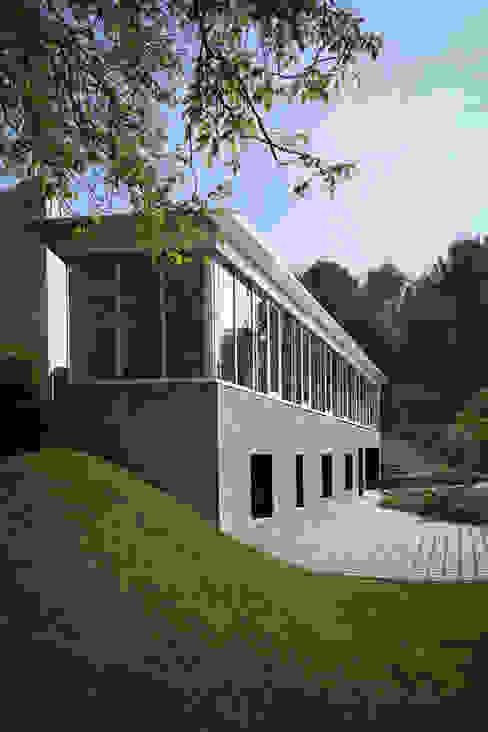 Einfamilienhaus Fehraltorf, Schweiz Moderne Häuser von mpp architekten ag Modern