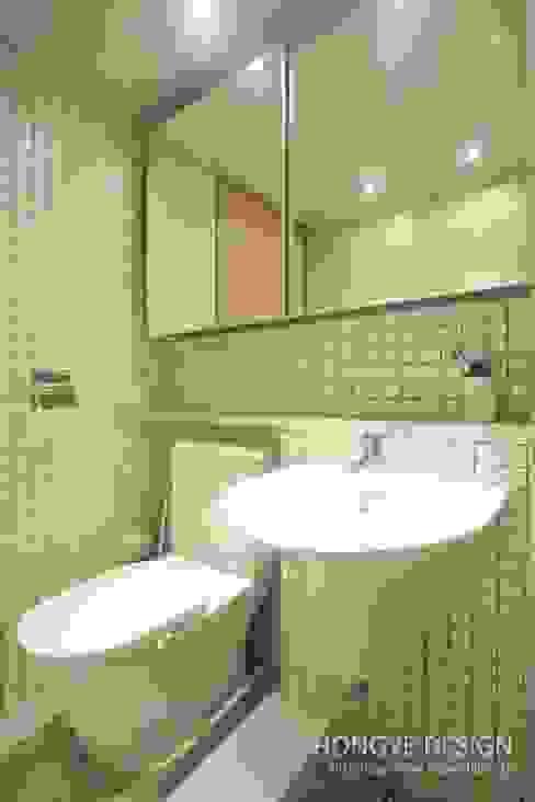 화장실: 홍예디자인의  욕실,모던