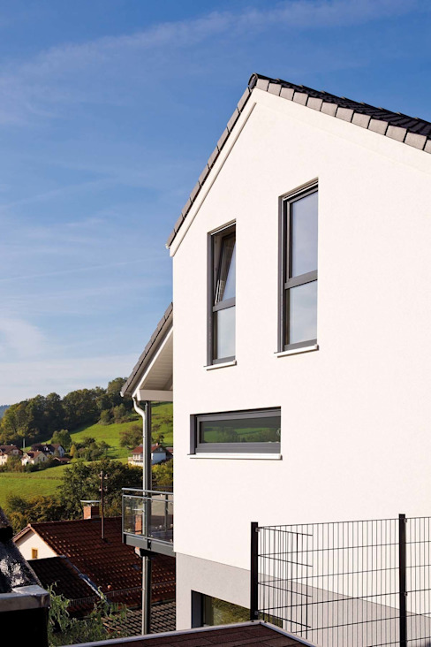 van FingerHaus GmbH - Bauunternehmen in Frankenberg (Eder) Modern