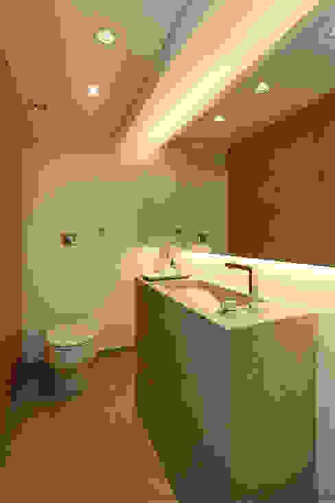Lavabo Casa 2 Arquitetos Banheiros modernos