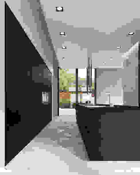 004 Кухня в стиле минимализм от Aksenova&Gorodkov project Минимализм