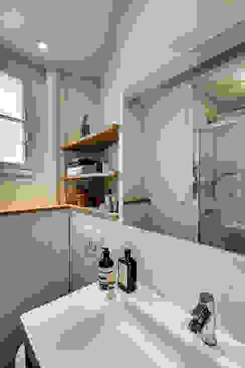 bypierrepetit Skandinavische Badezimmer
