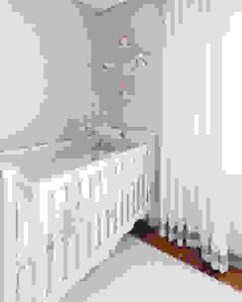 quarto de bebe BMG Arquitetura Quarto infantil clássico
