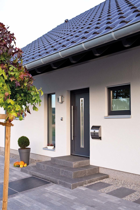 Modern windows & doors by FingerHaus GmbH - Bauunternehmen in Frankenberg (Eder) Modern