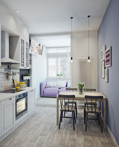Kitchen by Анна Теклюк, Scandinavian