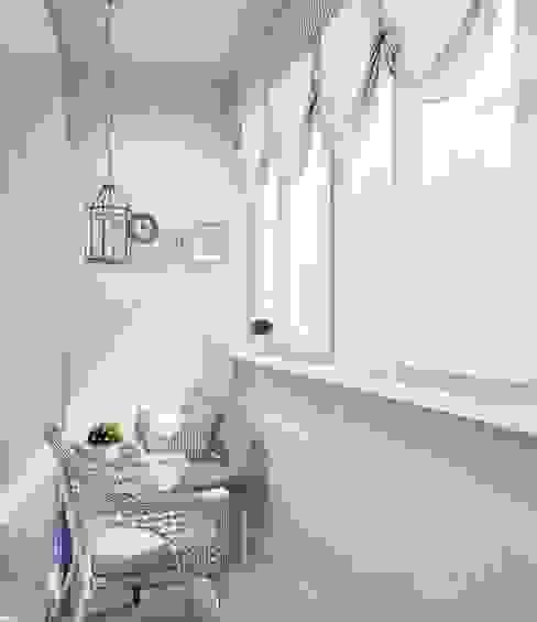 Балкон в стиле Прованс Балконы и веранды в эклектичном стиле от Анна Теклюк Эклектичный