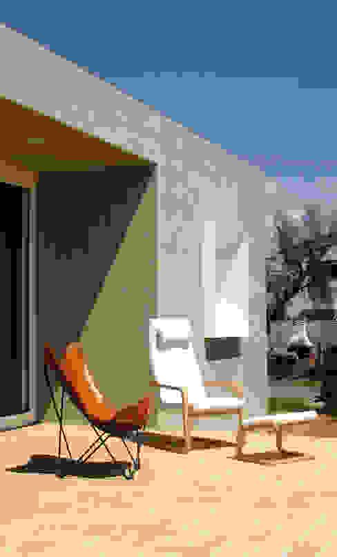 Projekty,  Domy zaprojektowane przez NUA Arquitectures, Nowoczesny