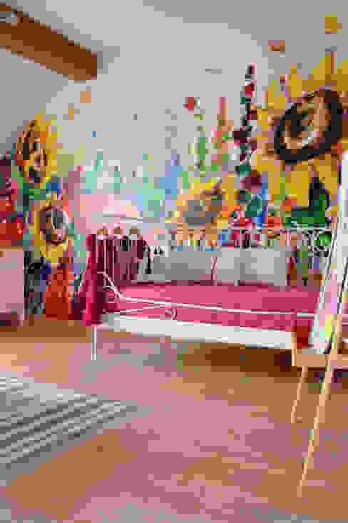 Projekty,  Pokój dziecięcy zaprojektowane przez homify, Eklektyczny