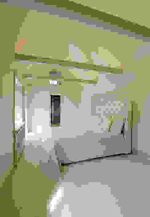 Schlafzimmer mit begehbarem Kleiderschrank und Ensuite-Bad Klassische Schlafzimmer von Ralph Justus Maus Architektur Klassisch
