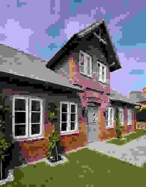Historische Fassade Ralph Justus Maus Architektur Klassische Häuser