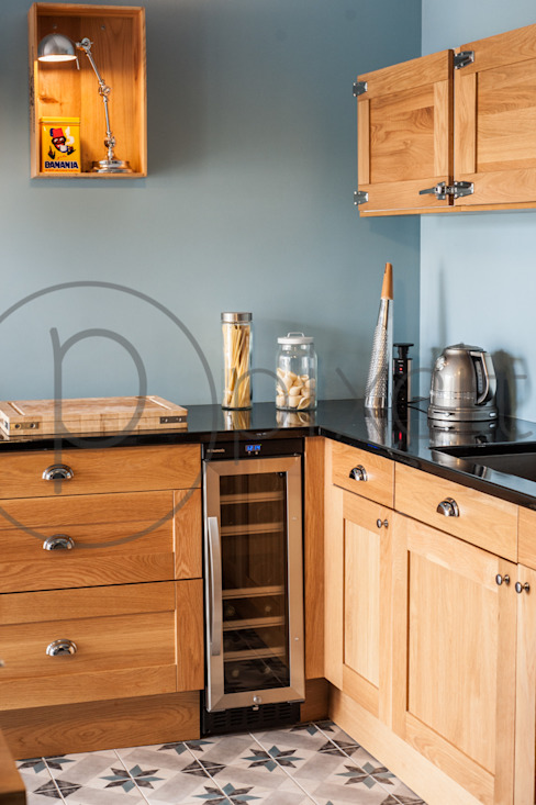 Kitchen by Pixcity, Modern