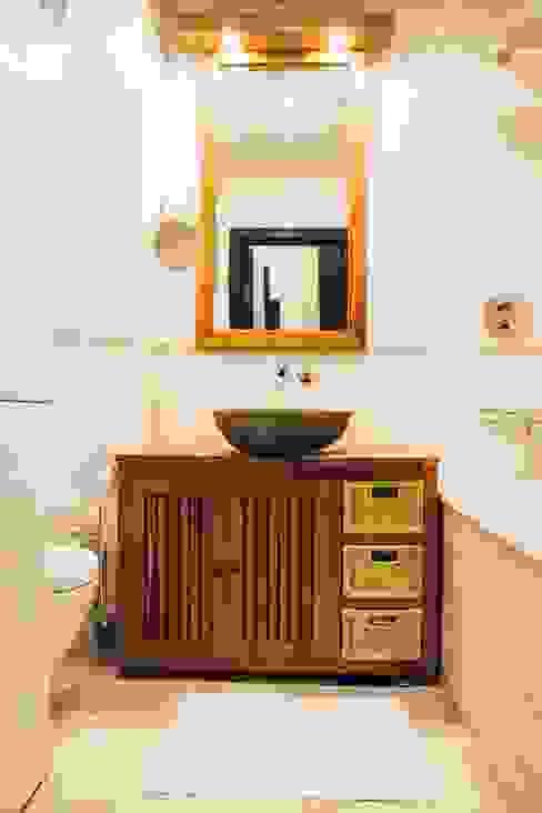 radadesが手掛けた浴室, 北欧