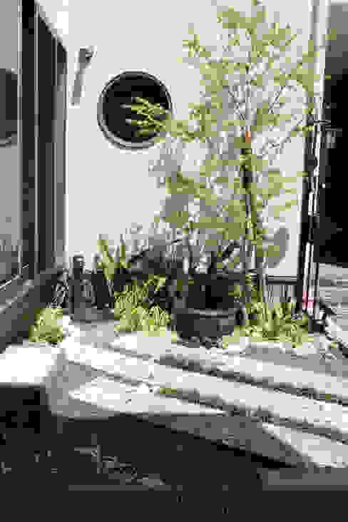 眺め寛ぐ庭 株式会社ムサ・ジャパン ヴェルデ オリジナルな 庭