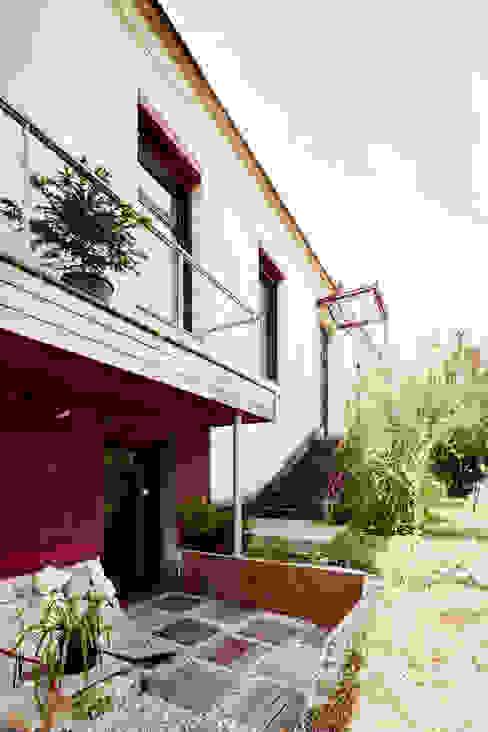 โดย Cendrine Deville Jacquot, Architecte DPLG, A²B2D โมเดิร์น