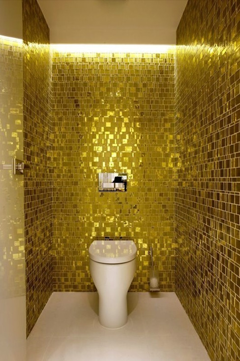 Bathroom by trend group, Eclectic