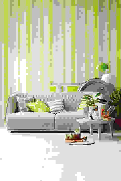 Streifen verändern den Raum: modern  von Tapeto® - Steffen Hannes,Modern