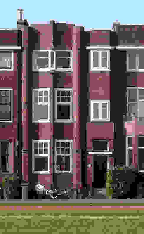 Voorgevel:  Huizen door Voorwinde Architecten,
