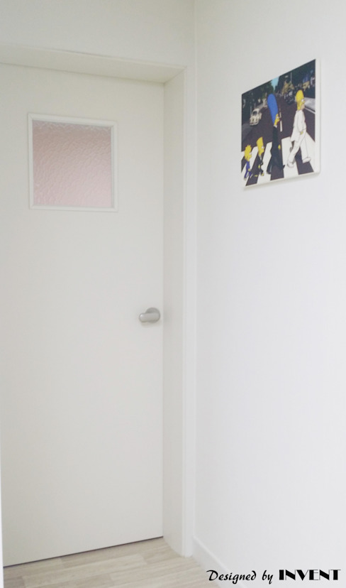 Modern nursery/kids room by 인벤트 디자인 Modern