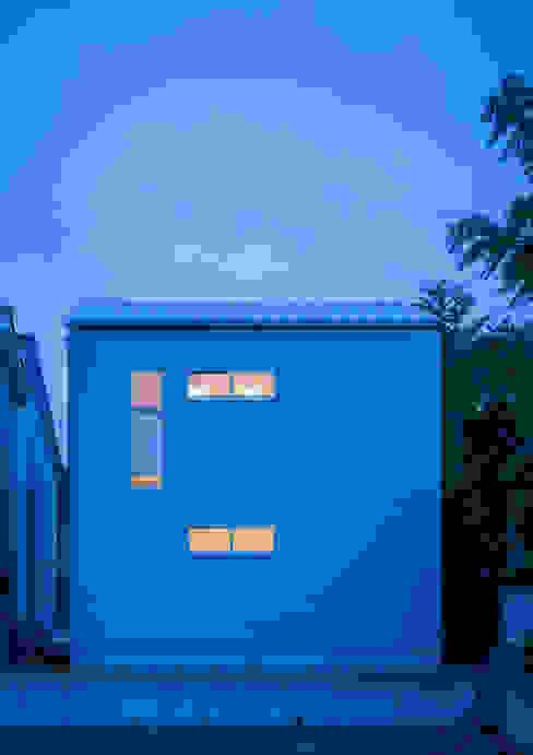 三浦の家 ミニマルな 家 の 萩原健治建築研究所 ミニマル