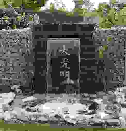 Asianstyle design garden Jardines asiáticos de -GardScape- private gardens by Christoph Harreiß Asiático