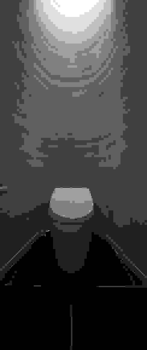 トイレ オリジナルスタイルの お風呂 の 清正崇建築設計スタジオ オリジナル