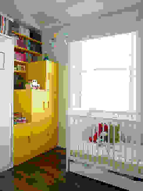 Nursery Collective Works Kamar Bayi/Anak Modern