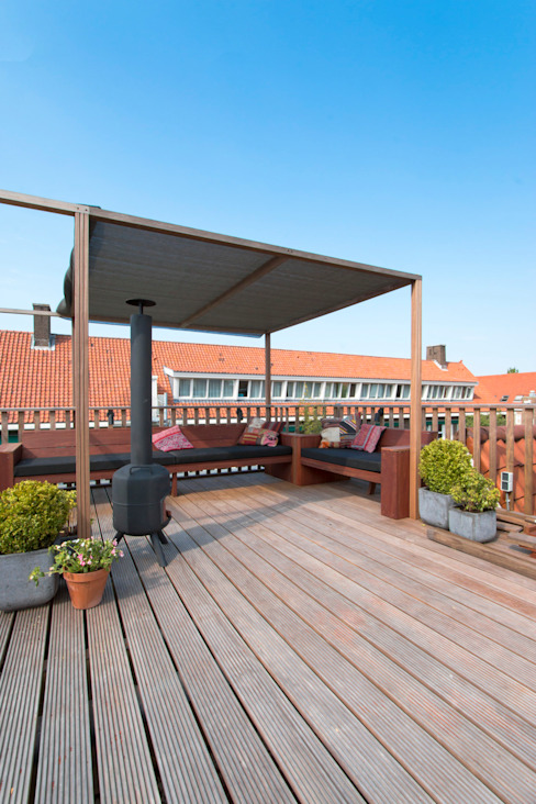Hoope Plevier Architecten Terrace