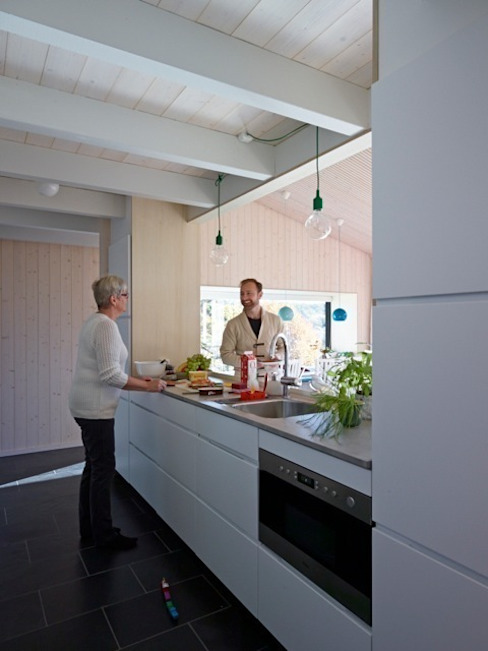 Kitchen Scandinavian style kitchen by Collective Works Scandinavian