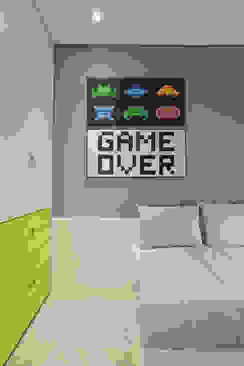Dormitorios modernos de homify Moderno