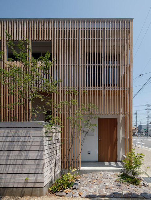 大浜の家 モダンな 家 の ㈲矢田義典建築設計事務所 モダン