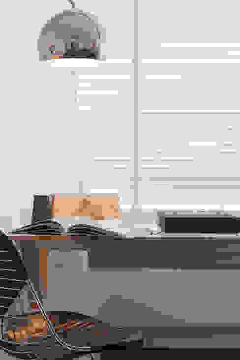 Study/office by JUMA architects