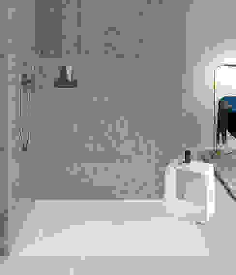 Plato de ducha P3 Comforts Duravit España Baños de estilo minimalista