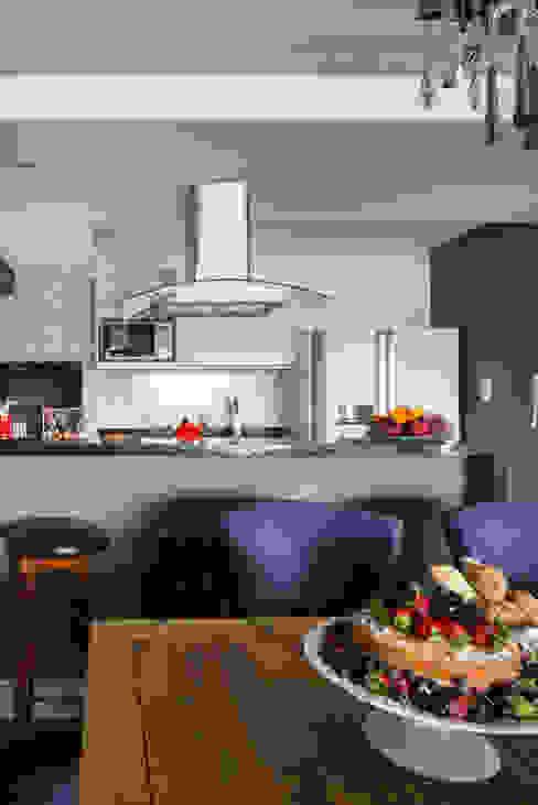 Cocinas de estilo rústico de Juliana Damasio Arquitetura Rústico