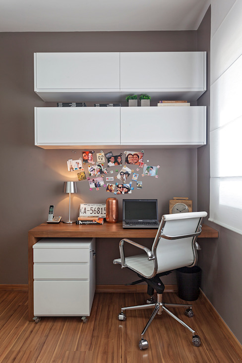 Arbeitszimmer von ÓBVIO: escritório de arquitetura,
