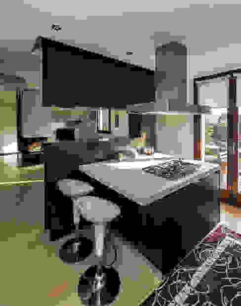 Casa C-P Cucina moderna di QUADRASTUDIO Moderno