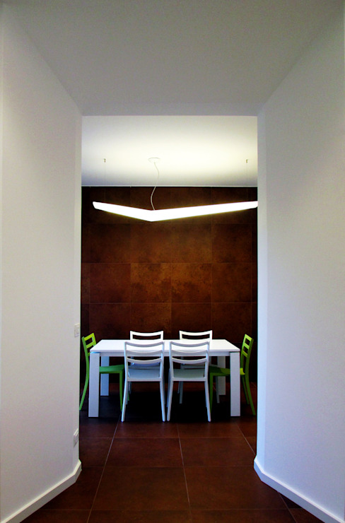Dining room by Studio Proarch,