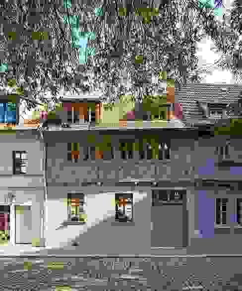 Maisons classiques par qbatur Planungsgenossenschaft eG Classique