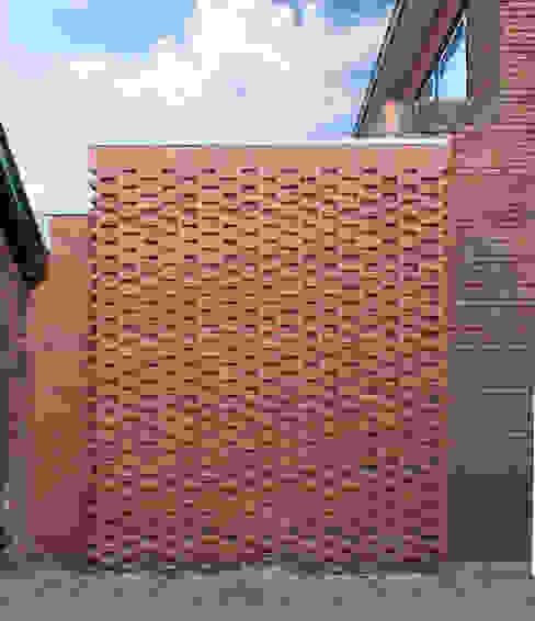 Moderne muren & vloeren van homify Modern