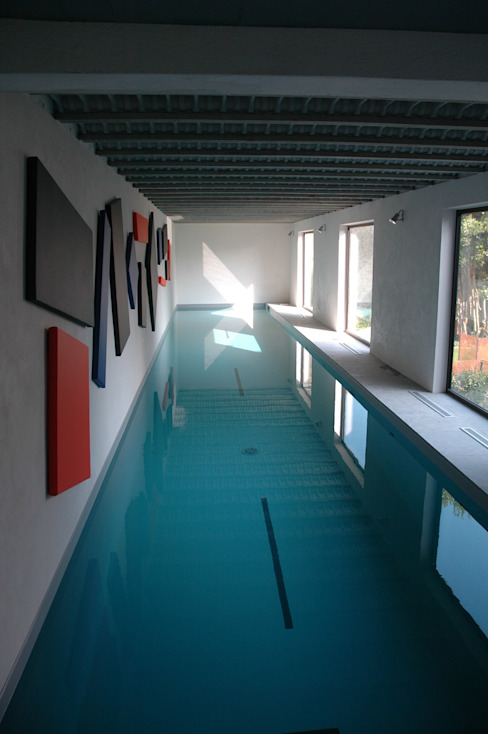 homify Moderne Pools