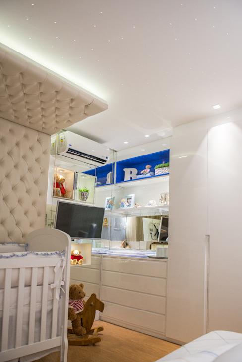 LM Arquitetura Nursery/kid's room