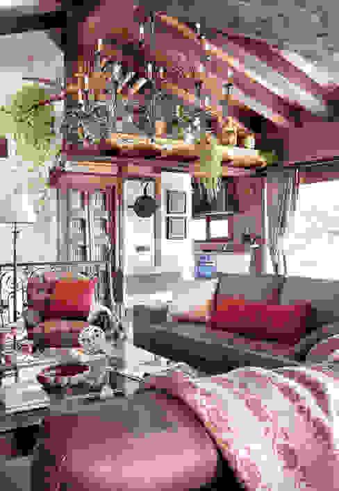 Living room oleh CONSOLIDACIONES Y CONTRATAS S.L