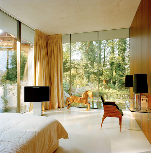 SilvestrinDesign Modern style bedroom