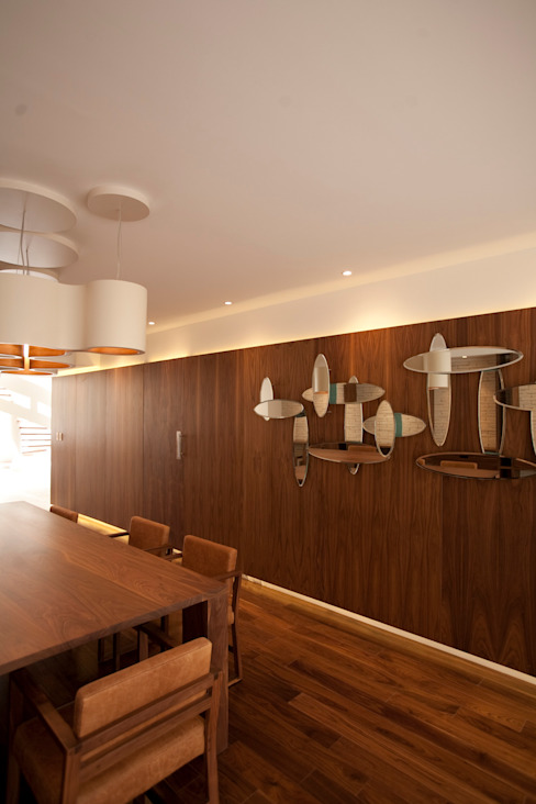 Dining room by Mob
